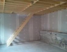 rénovation intérieur écurie