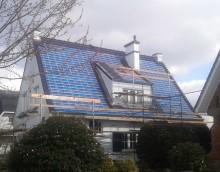 Rénovation de toit